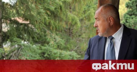 Председателят на ГЕРБ Бойко Борисов е дарил 20 000 лв.