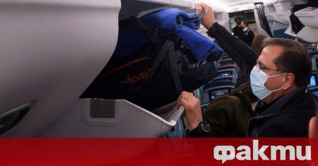 Авиокомпаниите в Съединените щати отчетоха драстичен ръст на инциденти с