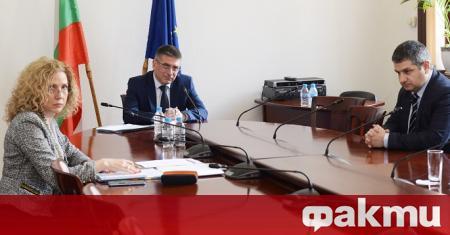 Министърът на Министърът на правосъдието Данаил Кирилов участва днес в