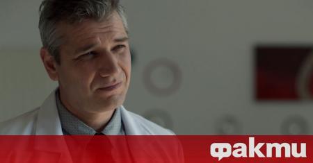 Актьорът Свежен Младенов, който в момента се изявява като д-р