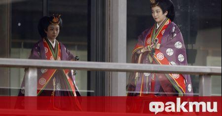 Годеникът на принцеса Мако се върна в Япония, съобщи ТАСС.