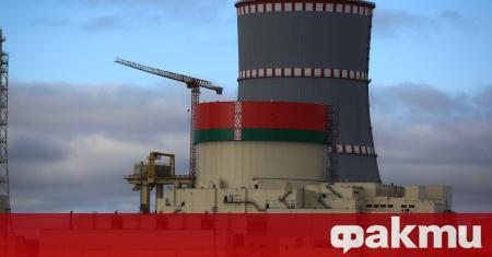 В Беларуската АЕЦ завърши етапът на входящ контрол на ядреното