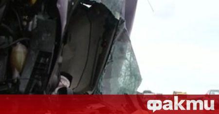 Монтанчанин загина в тежка верижна катастрофа в Испания, научи агенция