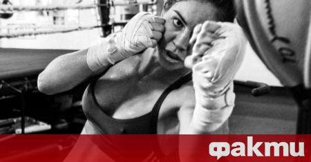 Аврил Мати отдавна е призната за най-сексапилната боксьорка в света.