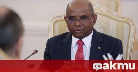 Външният министър на Малдивите Абдула Шахид беше избран за следващ
