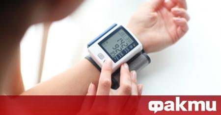 Хипертонията или високото кръвно налягане е доста често срещан здравословен