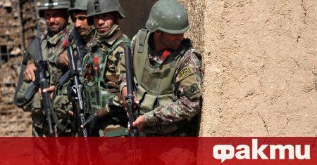 Повече от 20 афганистански командоси са били убити в северната