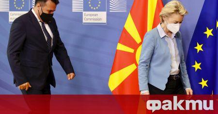 Премиерът на Република Северна Македония (РСМ) Зоран Заев заяви пред