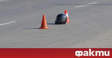 Моторист на 47 години загина на място след удар в