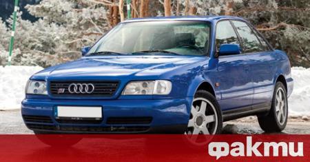 Един от 97-те произведени седана Audi S6 Plus С4 ще