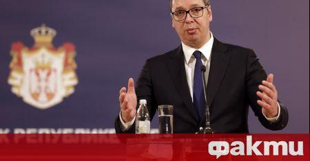 Сърбия се надява, че руският държавен глава Владимир Путин ще