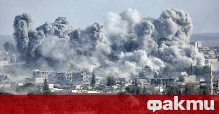Съединените американски щати предупредиха режима на Башар Асад, че никога