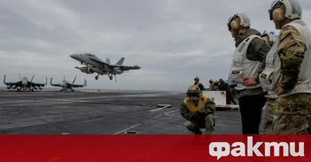Военноморският флот на САЩ ще остави на бойно дежурство само