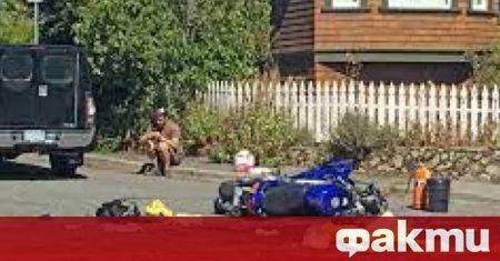 Катастрофа с мотоциклет отне живота на треньора на женския национален