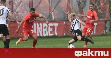 Локомотив (Пловдив) постигна първа победа от началото на сезона, побеждавайки