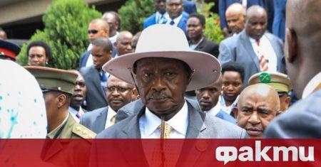 В Уганда днес се произвеждат президентски избори, предаде