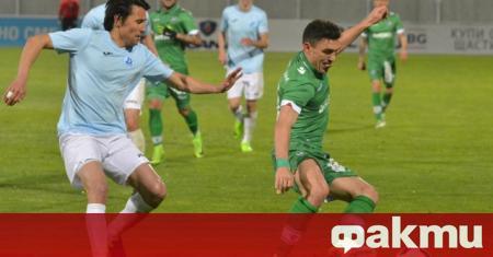 Лидерът в efbet Лига Лудогорец разгроми Дунав с 4:0 в