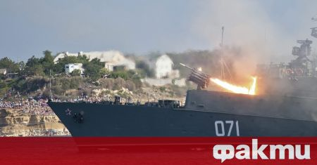 Русия ще ограничи до октомври плаването на военни и други