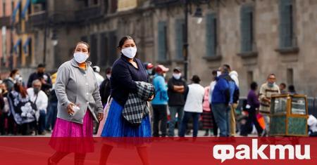 Сто и единайсет медици са починали от COVID-19 в Мексико,