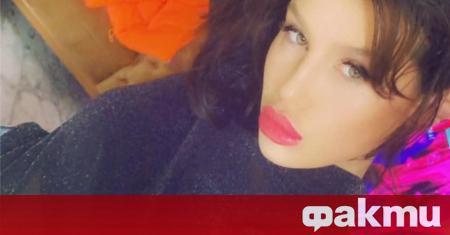 Скандалната Мис България Радинела Чушева се мотае по време на