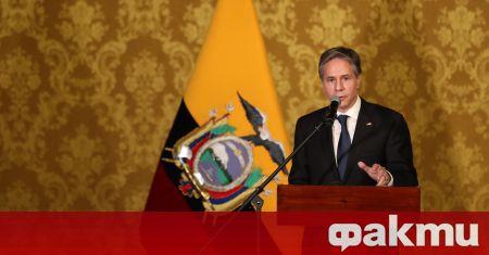 САЩ стартират нова програма за Амазония. Това обяви американският държавен