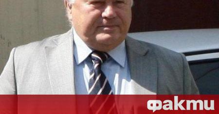 Бившият депутат от НДСВ и адвокат Борислав Ралчев е починал