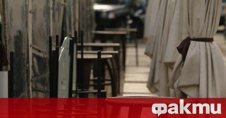 От ресторантьорския бранш ще отворят затворените заради коронавируса заведения на