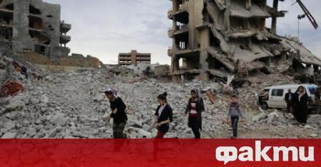 Болници в контролираната от бунтовници провинция Идлиб в Северозападна Сирия
