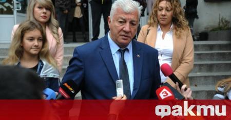 Кметът на Пловдив Здравко Димитров - Зико даде днес нова