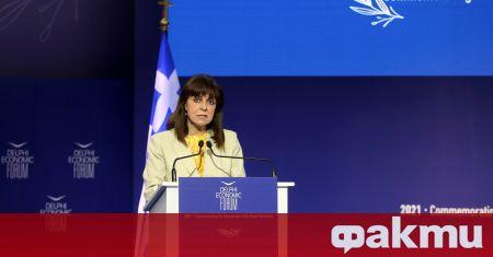 Гърция признава решителната роля, която Русия изигра за нейната независимост.