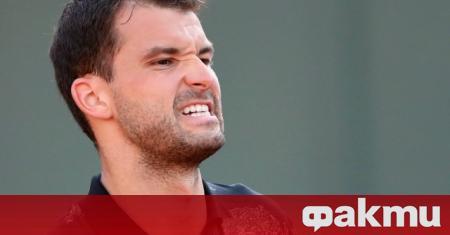 Григор Димитров даде дълго интервю за сайта на ATP, в