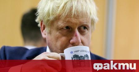 Британският премиер Борис Джонсън покани руския президент Владимир Путин да