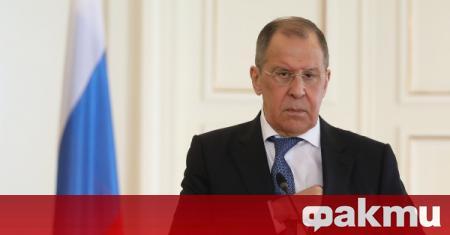 Руският външен министър Сергей Лавров отмени планираната обиколка на Балканите,