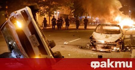 Полицай с български корени в САЩ е пострадал при протестите,