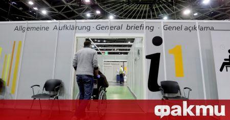 Броят на потвърдените случаи на коронавирус в Германия е нараснал