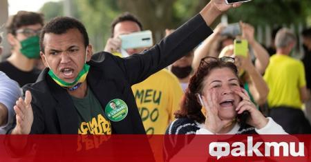 Световната здравна организация предупреди Бразилия да не отваря икономиката си,
