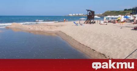 24-годишен мъж изчезна във водите на Черно море край Варна