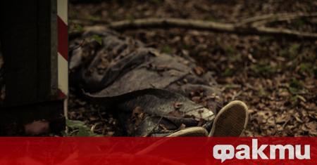 Полицията във Велико Търново е разкрила убийство, извършено преди пет