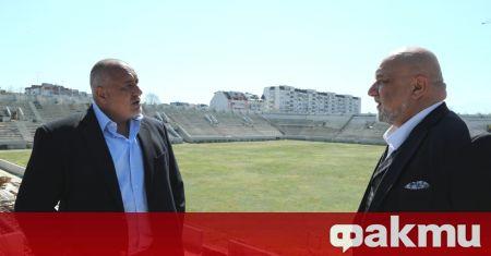 Министър-председателят на България Бойко Борисов заяви, че трябва да се
