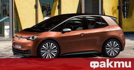 Volkswagen разработва не един, а два нови електрически модела, които