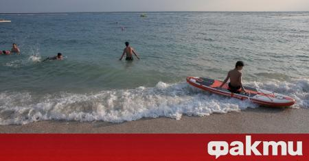 Гръцки курорти обявиха значително намаляване на броя на туристите в