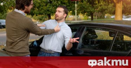 Водач нападна с нож друг шофьор в центъра на София