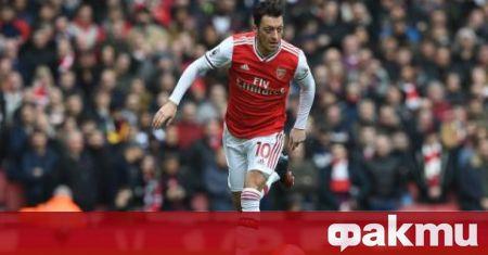 Бившият полузащитник на Арсенал Джак Уилшир коментира ситуацията с Месут