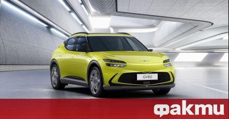 Корейската компания Genesis, която се отдели от Hyundai продължава да
