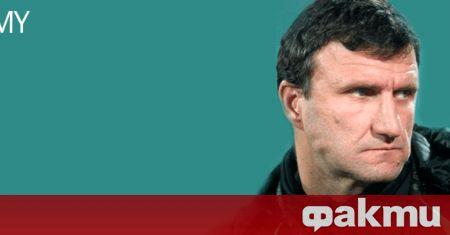 Треньорът на Янтра Габрово, Костадин Ангелов – Лаптопа, даде ексклузивно