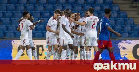 Българският ЦСКА стори и немислимото и отстрани швейцарския гранд Базел
