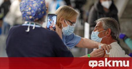 Испания ще даде приоритет на хората на възраст между 70