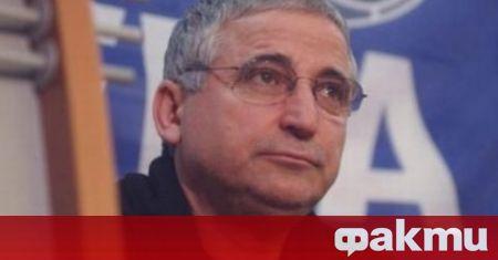 Христо Порточанов се кандидатира за президентския пост на футболната ни