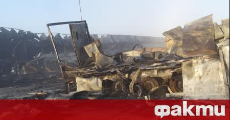 Задържаха четирима служители на борсата в Кърналово заради пожара, който