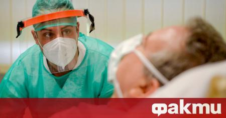 При почти всички заразени пациенти с коронавирус в Европа се